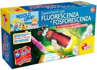 Piccolo Genio - Esperimenti con Fluorescenza e Fosforescenza
