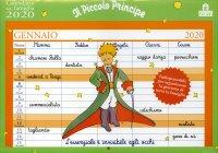 Calendario della Famiglia 2017 - Il Piccolo Principe