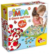 Pimpa - Il Gioco dell'Oca Lisciani Giochi