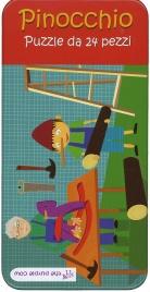 Pinocchio - Puzzle da 24 Pezzi