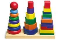 Piramide 3 in 1 - Legler