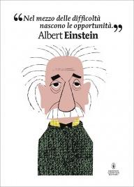 Poster Albert Einstein Mikel Casal