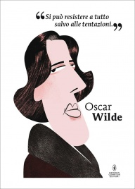 Poster Oscar Wilde Mikel Casal