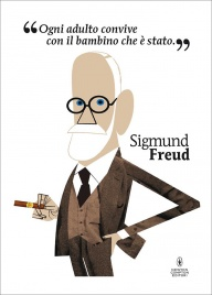 Poster Sigmund Freud Mikel Casal