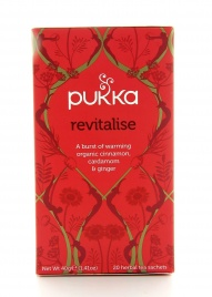 Tisana Pukka - Revitalise