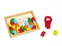 Puzzle ABC Polipo - Legler