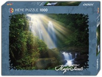 Puzzle Waterfall - Magic Forests - 1000 Pezzi