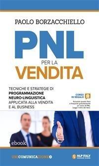 Pnl per la vendita ebook di paolo borzacchiello for Progetti per la vendita
