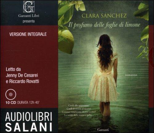 Il profumo delle foglie di limone audiolibro 10 cd audio - Foglie limone nere ...