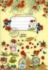 Quaderno da Viaggio - Papaveri e Fiordalisi