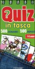 Quiz in Tasca  (7-8 Anni)