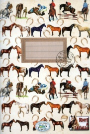 Quaderno da Zaino - Gente a Cavallo