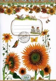 Quaderno da Zaino - Tournesols