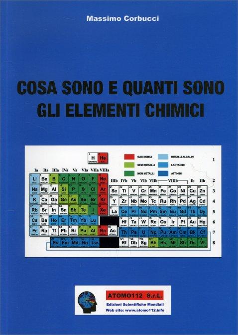 Cosa sono e quanti sono gli elementi chimici libro di for Deputati e senatori quanti sono