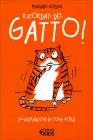Ricordati del Gatto! Michael Rosen