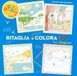 Le Stagioni - Ritaglia & Colora 3D Anouck Boisrobert