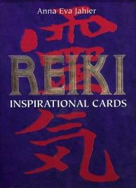 Reiki Inspirational Cards Anna Eva Jahier