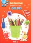 I Colori - Album con Stickers 3-4 Anni