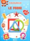 Le Forme - Album con Stickers 4-5 Anni