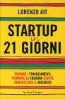 Startup in 21 Giorni Lorenzo Ait