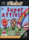 Sticker, Super Attività