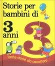Storie per Bambini di 3 Anni