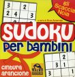 Sudoku per Bambini - Cintura Arancione Elisa Almerighi