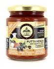 Sugo alla Puttanesca con Capperi e Olive - 300 g.