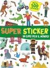 Super Sticker - In Giro per il Mondo! Mattia Cerato