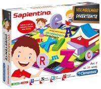 Sapientino - Vocabolario Divertente - Clementoni