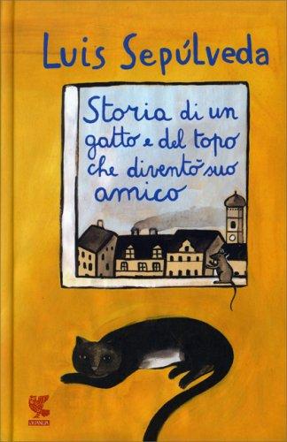 Storia di un gatto e del topo che divent suo amico - Gatto solo in casa per 15 giorni ...