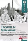 Tecniche di Mediazione (eBook) Carmela De Rosa