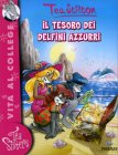 Il Tesoro dei Delfini Azzurri Tea Stilton