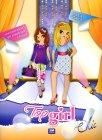 Top Girl Chic - Con Adesivi