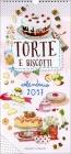 Calendario 2017 - Torte - Formato Grande