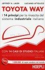 Toyota Way Jeffrey K. Liker e Luciano Attolico