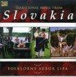 Traditional Music From Slovakia Folklorny Subor Lipa