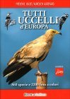 Tutti gli Uccelli d'Europa Frédéric Jiguet