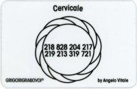 Tessera Radionica 31 - Cervicale Angelo Vitale
