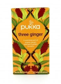Tisana Pukka - Three Ginger