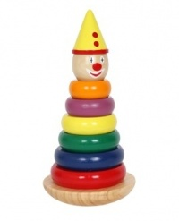 Torre Dondolante Clown - Legler