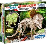 Archeogiocando - Triceratopo Luminoso al Buio
