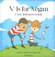 V is for Vegan Ruby Roth