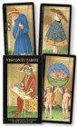 Visconti Sforza Tarot Deck - Magic Silver