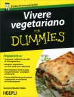Vivere Vegetariano For Dummies Suzanne Havala Hobbs