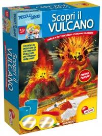 Scopri il Vulcano