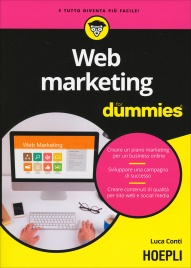 Web Marketing for Dummies Luca Conti