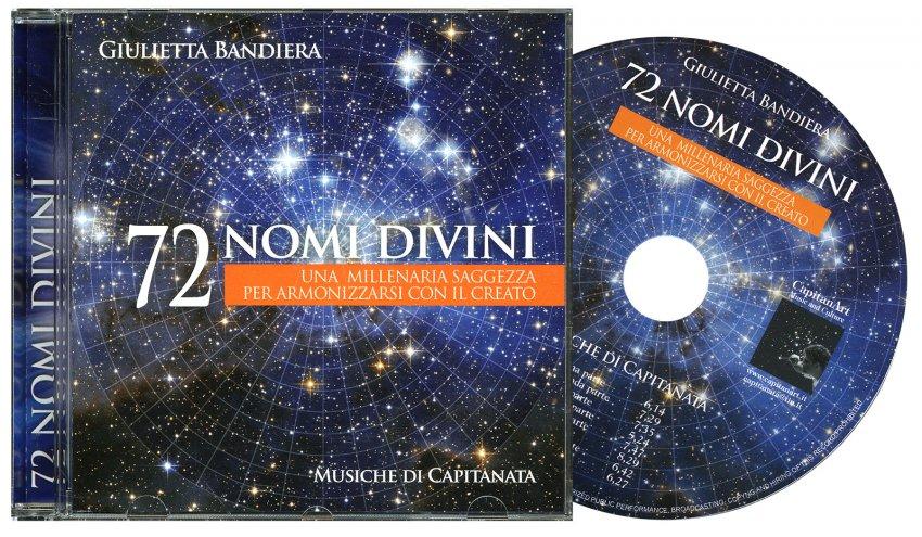 72 Nomi Divini - CD