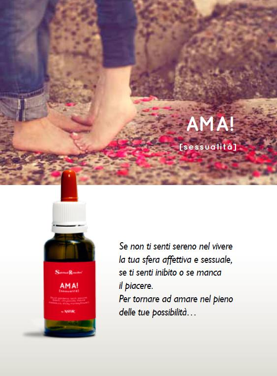 Floreal Mix Ama! - Sensualità