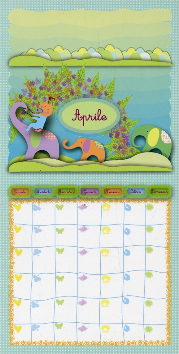 Il Calendario del Mio Primo Anno